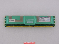 Модуль памяти APACER 1GB FBD PC2-5300 CL5 DDR2 78.0DG99.405 04G001817902