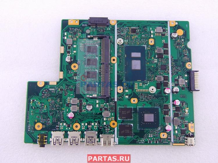 Материнская плата для ноутбука Asus X540UB 60NB0IM0-MB1700, 90NB0IM0-R00031 ( X540UB MB._4G/I3-6006U/AS ) купить по цене 11 500 руб.